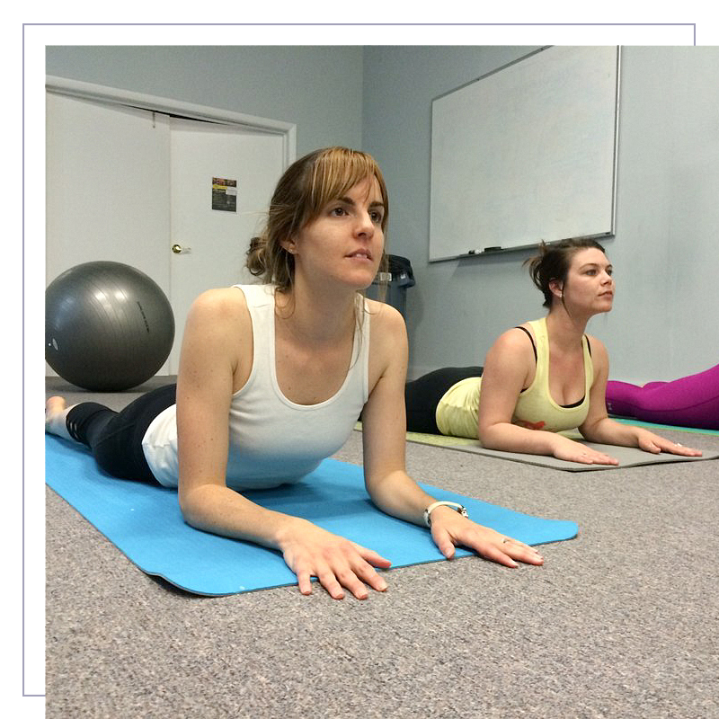 Services - Let Yoga Nut bring yoga and meditation to a space convenient to you. A space you go anyway. We specialize in yin and flow yoga, relaxation, meditation and working with beginners. Also certified in pre- and post-natal.
