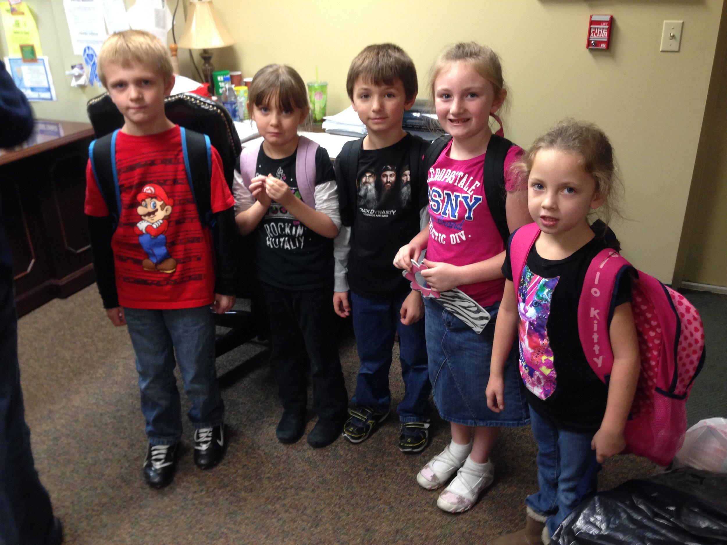 kids with backpacks.JPG