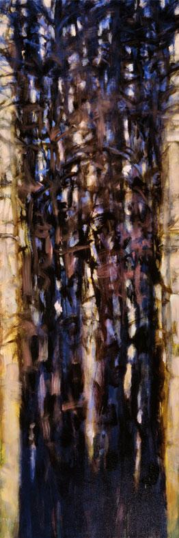 Tree Squeeze #6 - 72x24