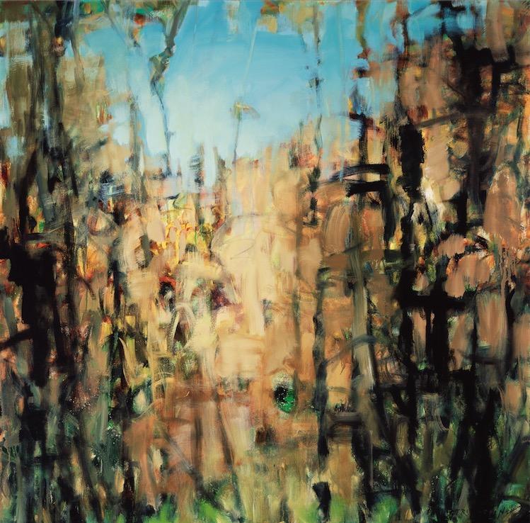 Tree Forms #3 - 46x46