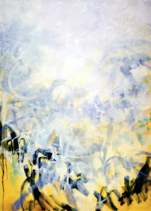 Garden Reflections #12 - 66x48
