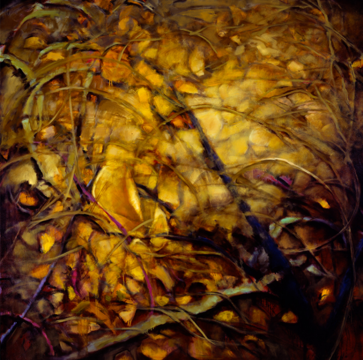Vestige of Summer II - 72x72