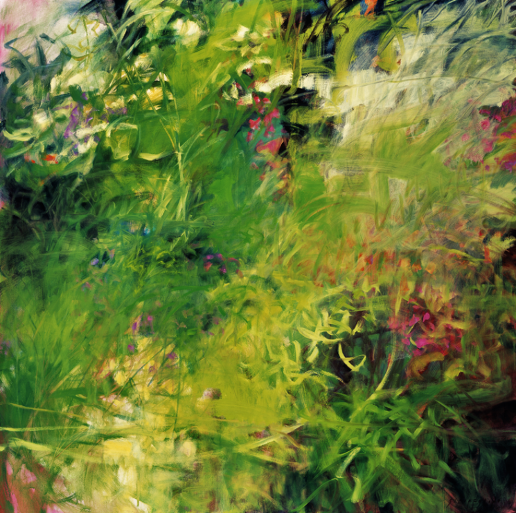 Flowering Meadow - 48x48 Sold