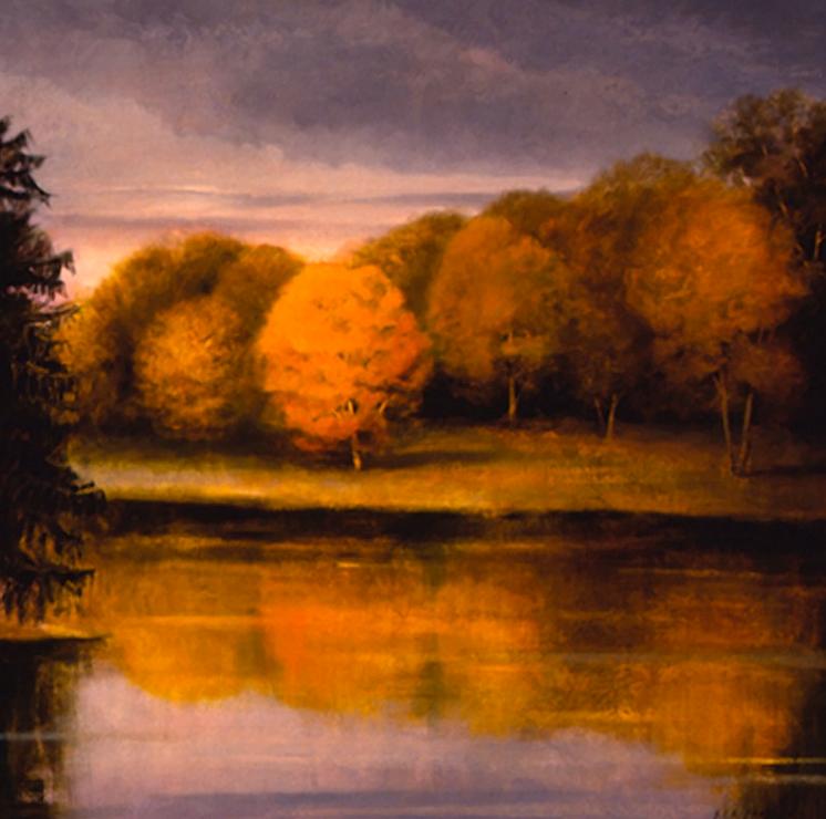 Shoreline Trees - 56x56