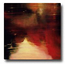 WATERSCAPE VII Image: 27.5 x 27.5, Paper: 27.5 x 27.5
