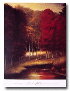 VERMILION MEADOW Image: 36 x 30, Paper: 40 x 30