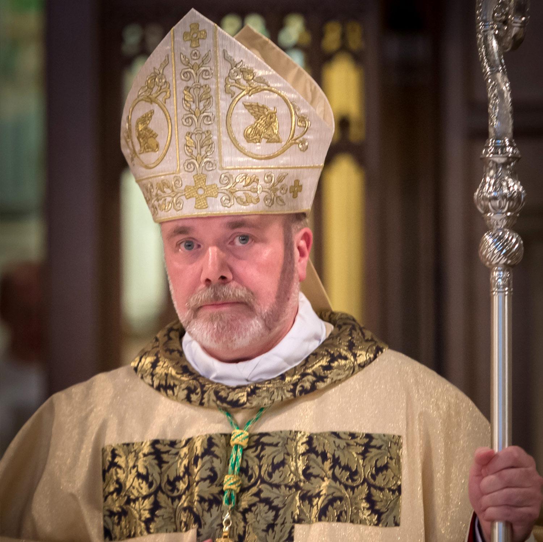 Rt Rev Marcus Stock - Bishop of Leeds