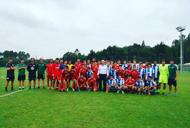 Great work by the Academy versus Deportivo Coruña. The Juvenil A  comes home with a W and significant lessons learned #adnupp #uppdna #trueimmersion #playerlife