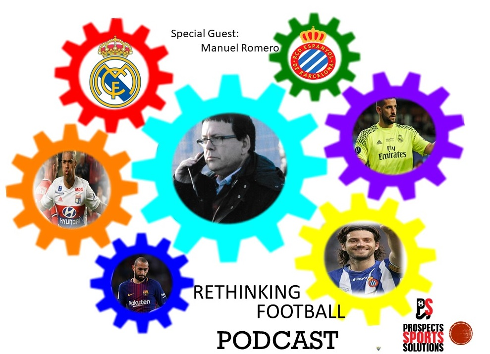 Season 1. Episode 1 with Manuel Romero. Listen to the podcast. Don't forget to subscribe!