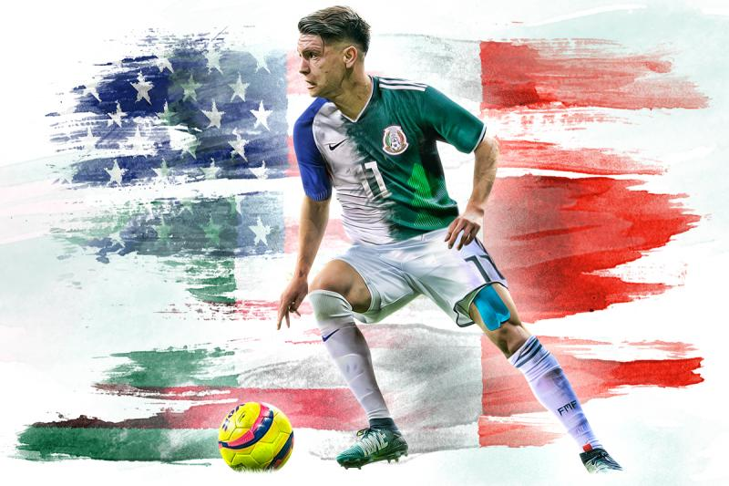 Hugo Perez brought Jonathan Gonzalez to the US national team. Later he became a professional players in Mexico and has been regarded as one of the best defenders in LigaMX.