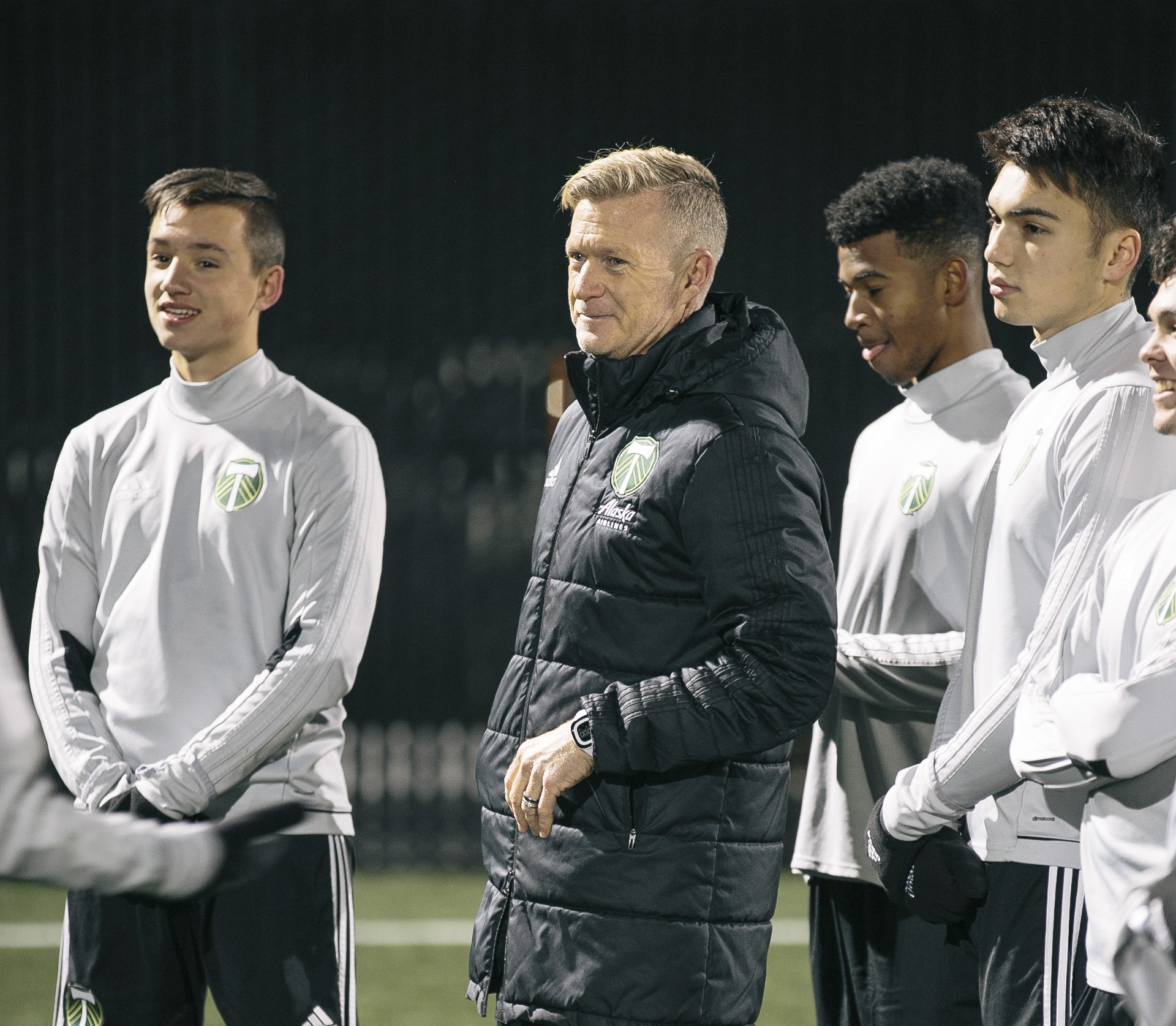 Sunderland is the current Portland Timbers Youth Technical Director, where he oversees all aspects of the academy and player development system, including directing the development curriculum guidelines, and monitoring academy player and staff development.