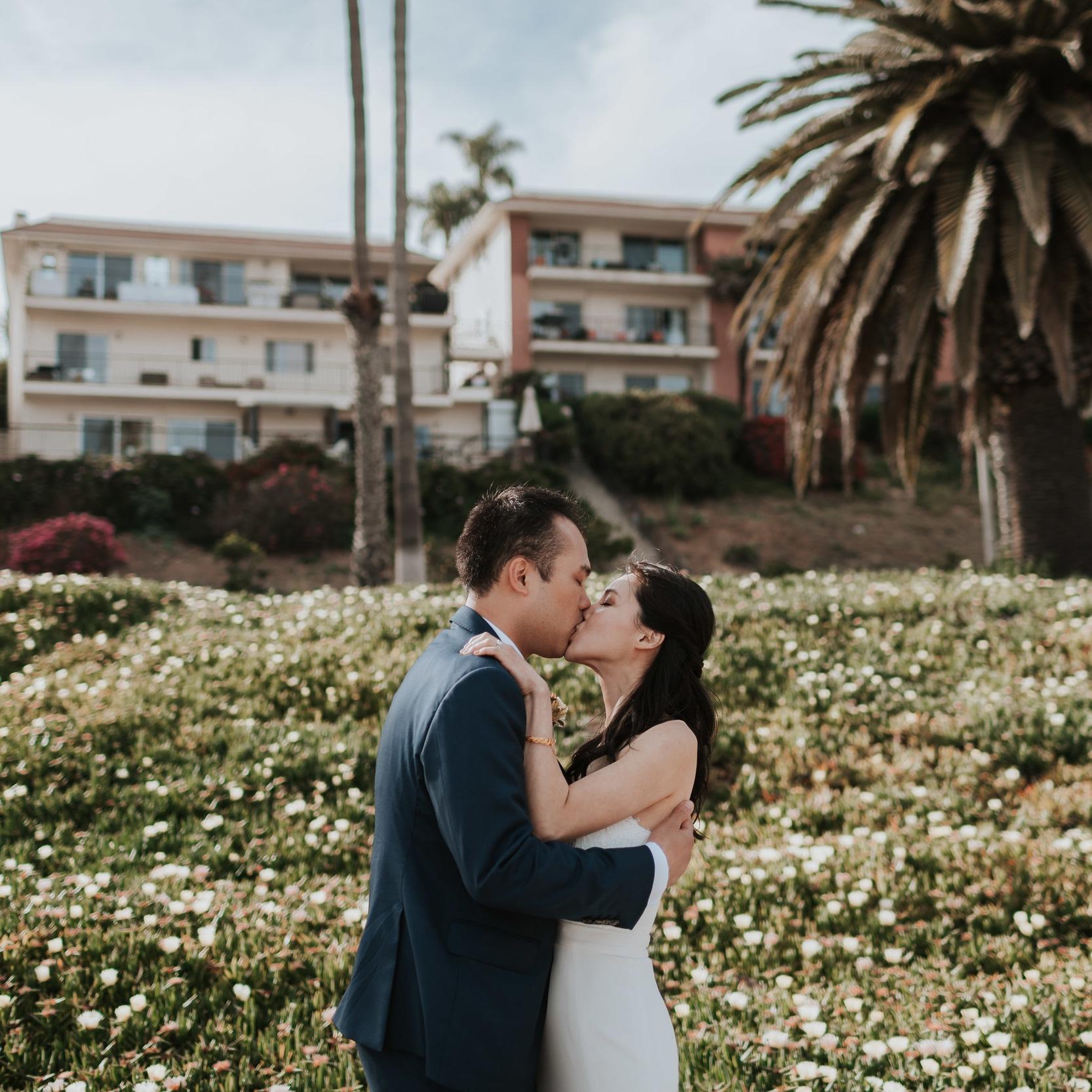 Timothy + Christine | Wedding | Santa Barbara, CA