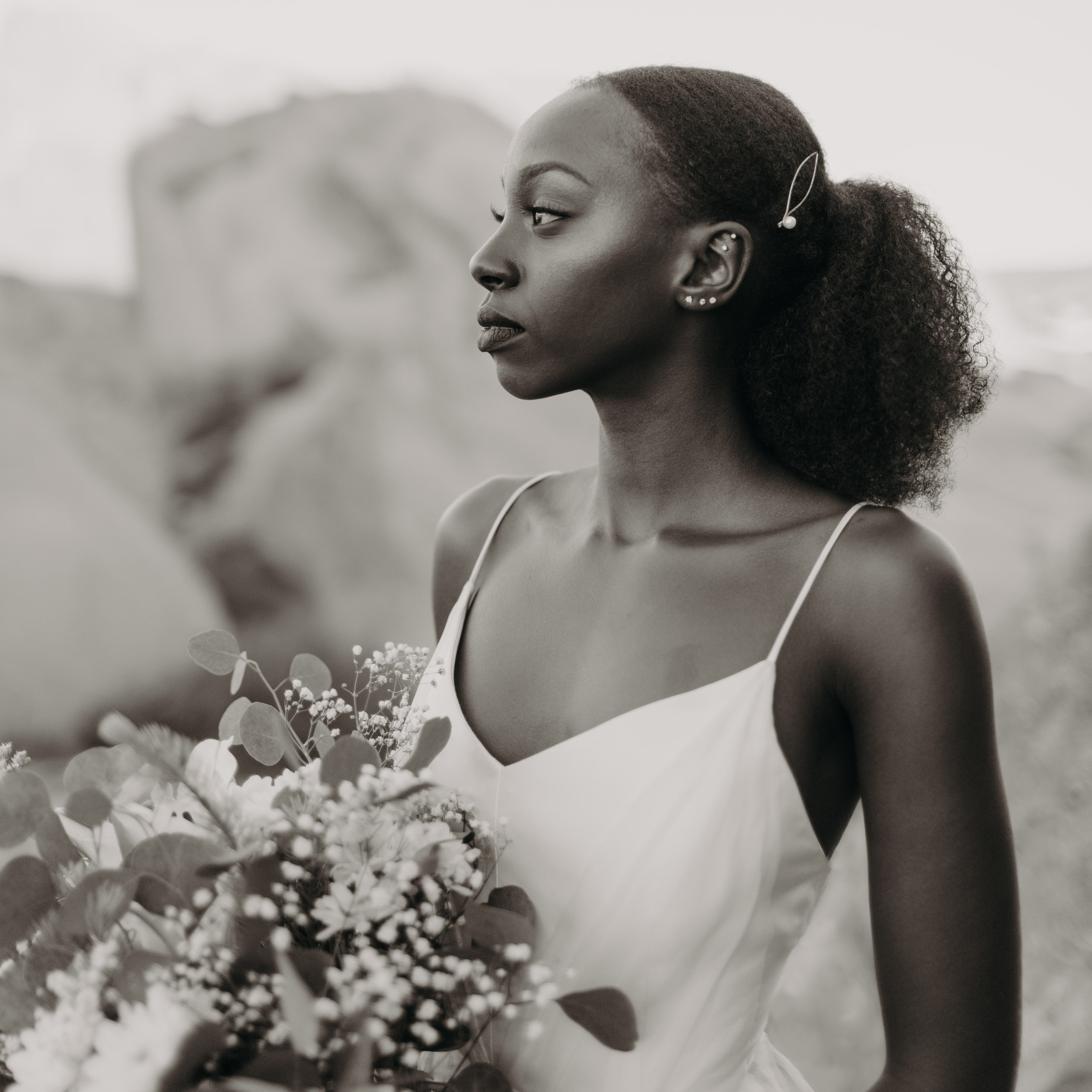 Waruguru Lovely Bride Styled Shoot