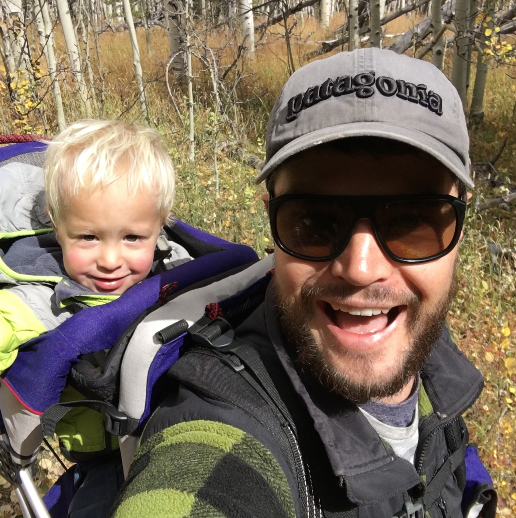 I'm a product designer, urban farmer and father of three kids. I'm self taught (in all three areas) and organize the Boulder UI/UX meetup group.