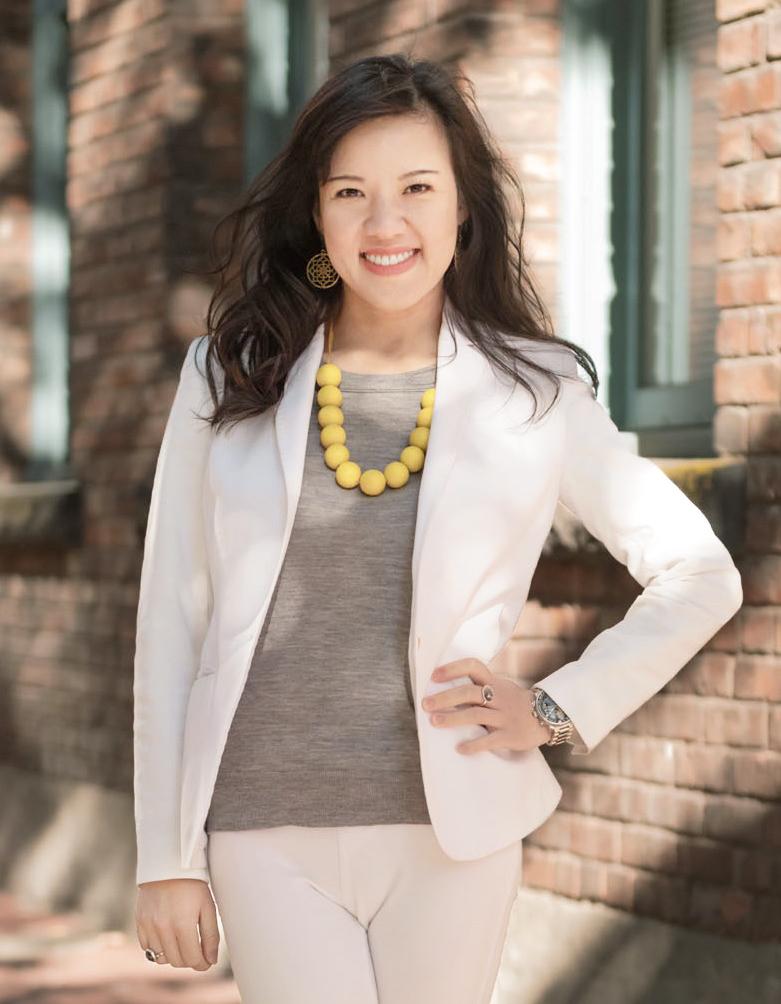 Iris Cai, Founder