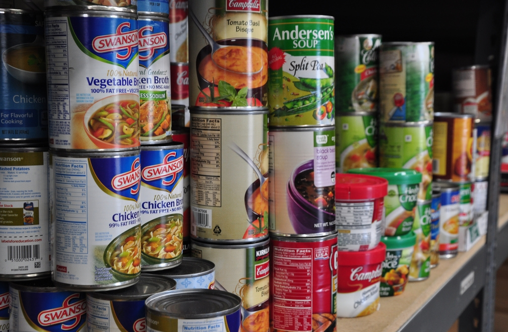 Remington Food Pantry - Collection of canned goods and paper products to service the community of Remington, IN, and surrounding areas.