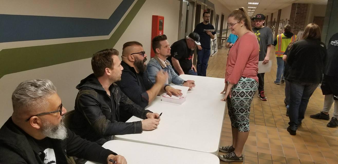 Unspoken Signing autographs 2.jpg