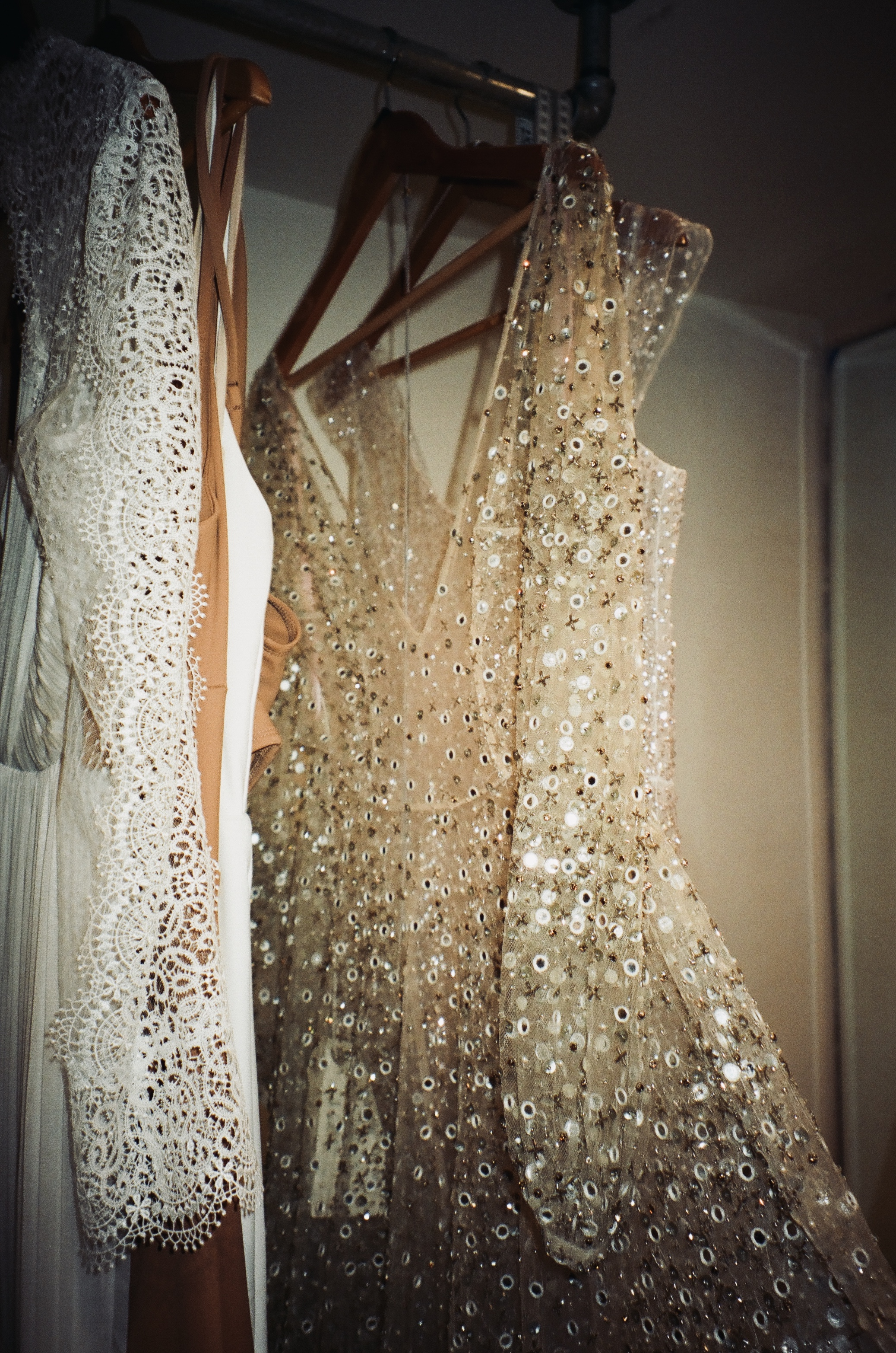 I wanted to share some of my dress shopping experiences with you guys as i start my wedding journey. I've even created a new tab above for all wedding related posts. -