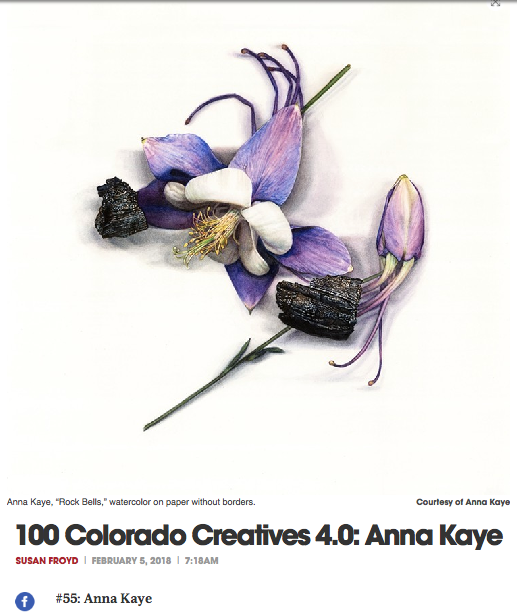 100 Colorado Creatives 4.0 -