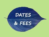 Dates & Fees