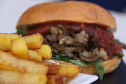 Street food London