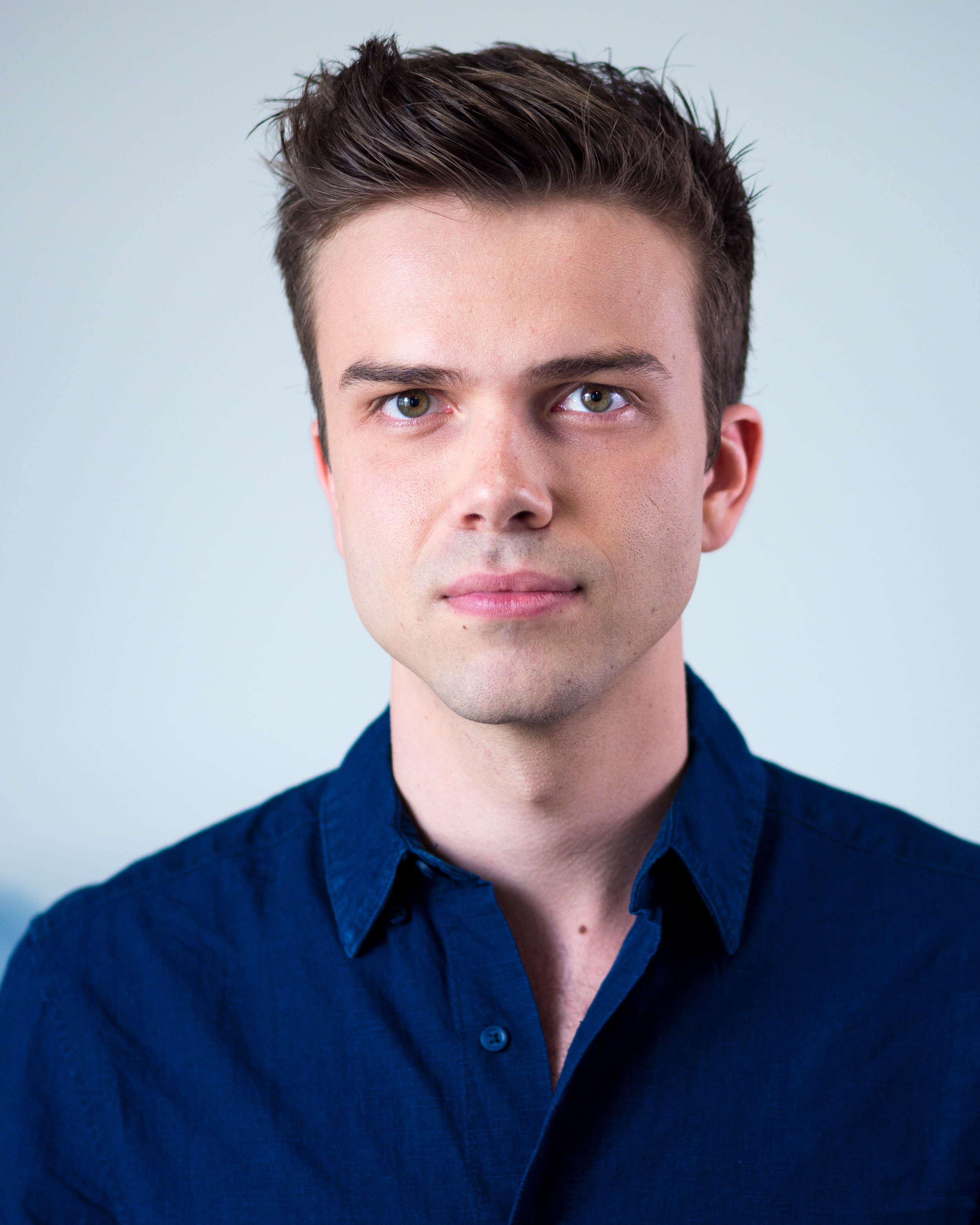 Adrien Pellerin - Theatrical Headshot