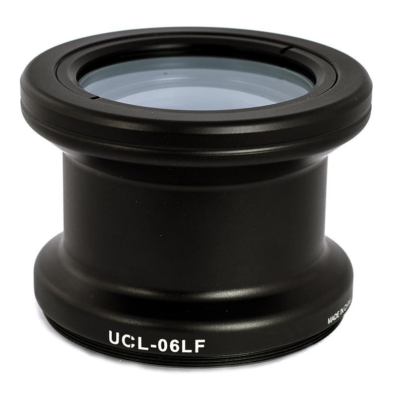 Fantasea +12 macro lens