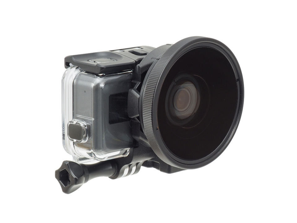 INON produce some fantastic accessories for action cameras including close up lenses and the mounts to attach them onto GoPros and other action cameras.
