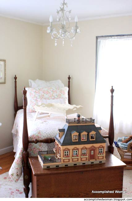 Guest Girl's Room at An Accomplished Woman