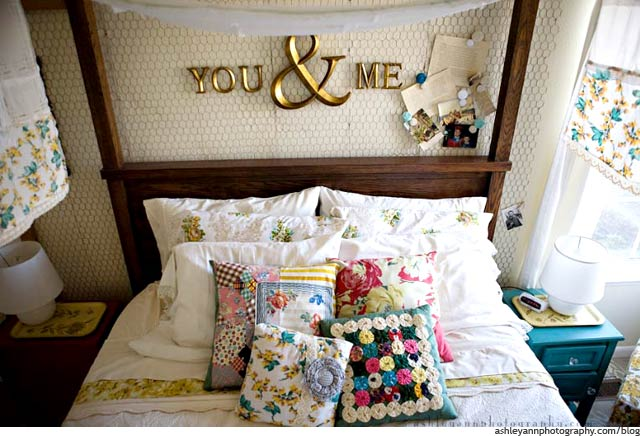 Bedroom at Under the Sycamore