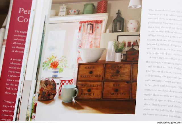 Book Perfect English Cottage via Cottage Magpie