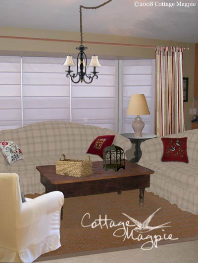 Dear Angela: Family Room Bay Window
