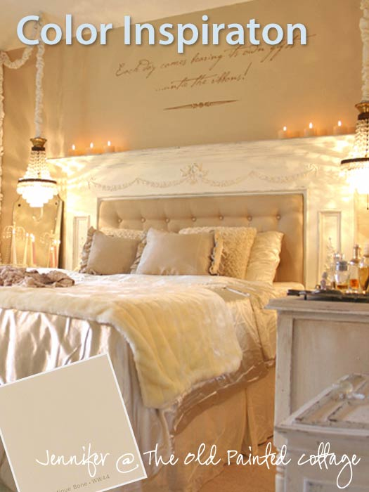 Luxurious Light Taupe Bedroom