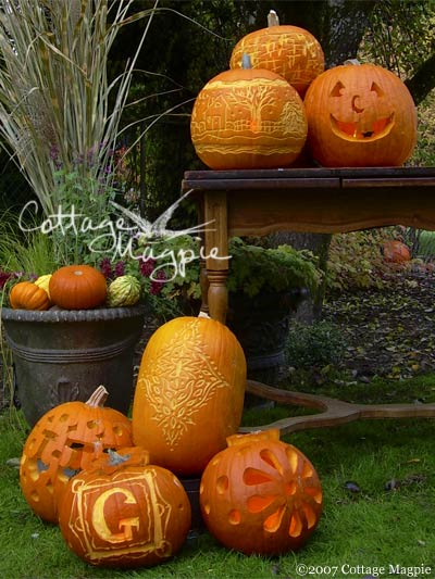 Pumpkin Carving Design Ideas
