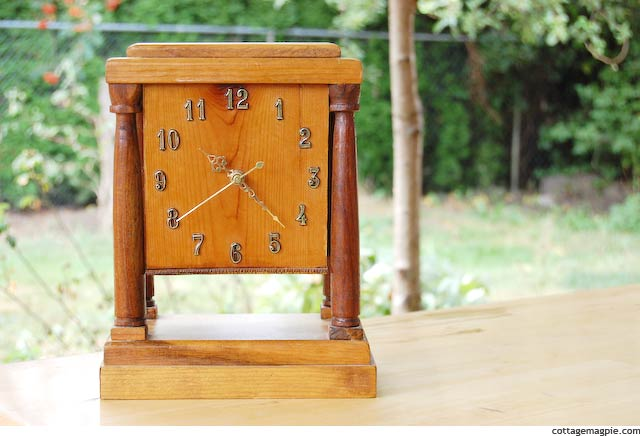 Original Mantel Clock