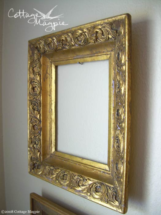 Gilt Picture Frame