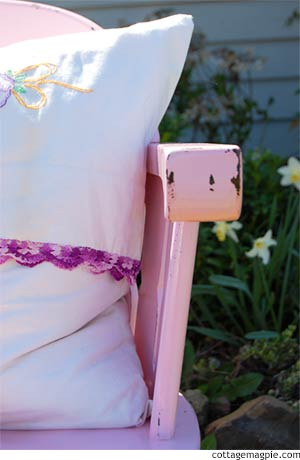 Welcome Spring, aka Purging All of the Things via cottagemagpie.com