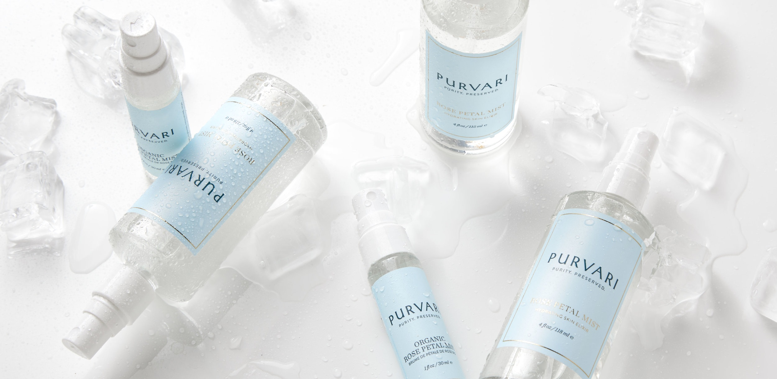 BEAT THE HEAT  KEEP YOUR SKIN COOL AND HYDRATED ALL SUMMER LONG.   SHOP NOW