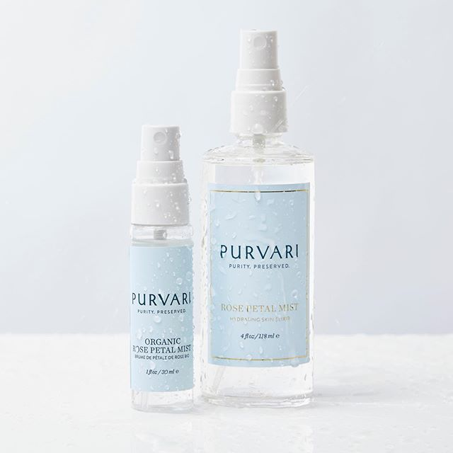 The weekend is almost over and so is our sale. 😩These are the *final hours* to take 40% OFF all orders of Rose Petal Mist. 🌹Don't miss out, because the party's over at midnight EST. Shop Now via the 🔗 in our bio. ⠀ .⠀ #purvari #rosewaterspray #rosemist #rosewater #farmboundpharmfree #semiannualsale #semiannual