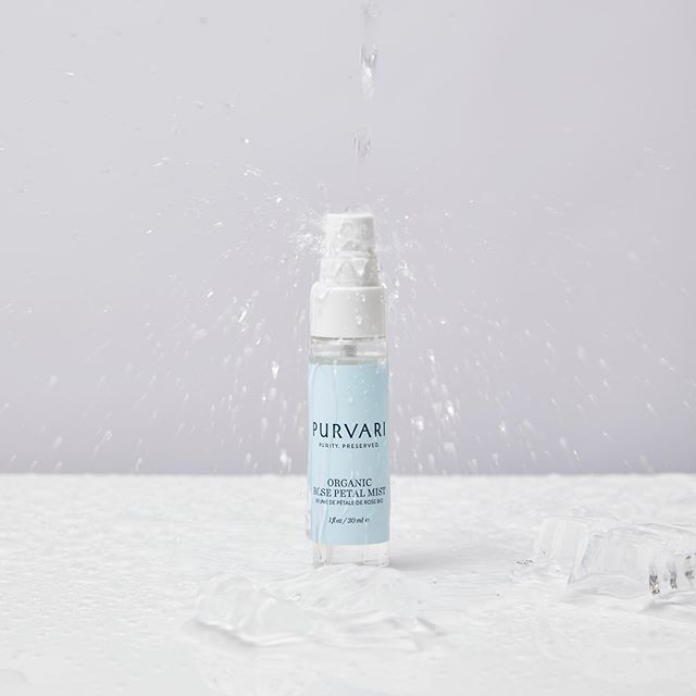 Don't worry beauties, summer isn't over yet! Pack your MINI to keep you cool, hydrated and feeling refreshed at all of the outdoor events you'll be trying to cram in this month. 😅⠀ .⠀ #purvari #rosewaterspray #rosemist #rosewater #farmboundpharmfree #outsidelands2019 #burningman2019