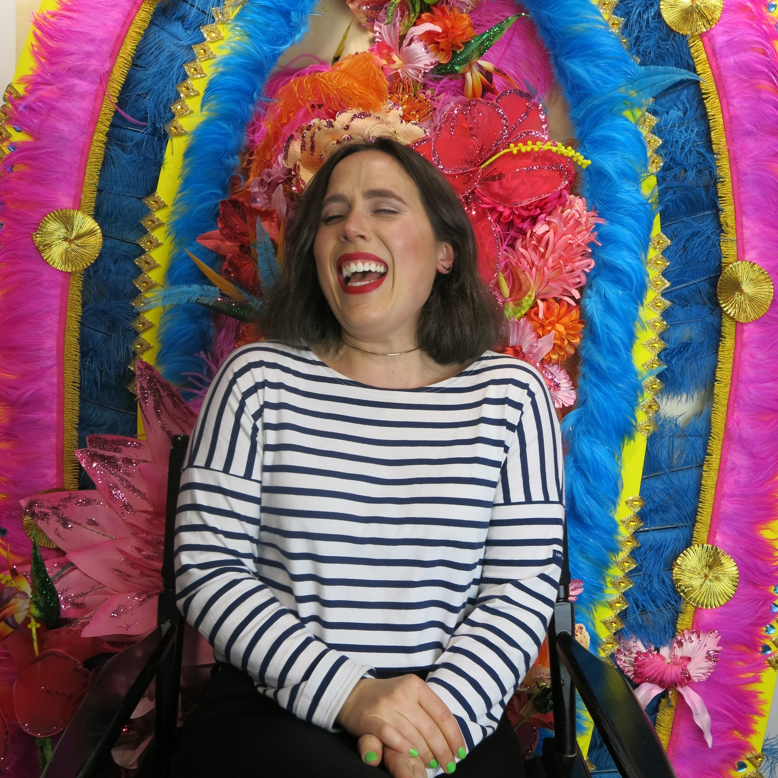 Mary Cella is a stand-up comedian and writer whom audiences have raved has