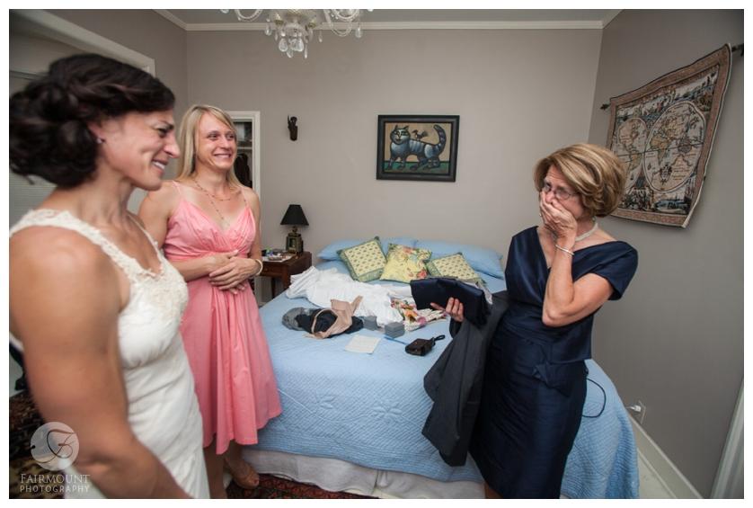 11-Brides Mom Crying