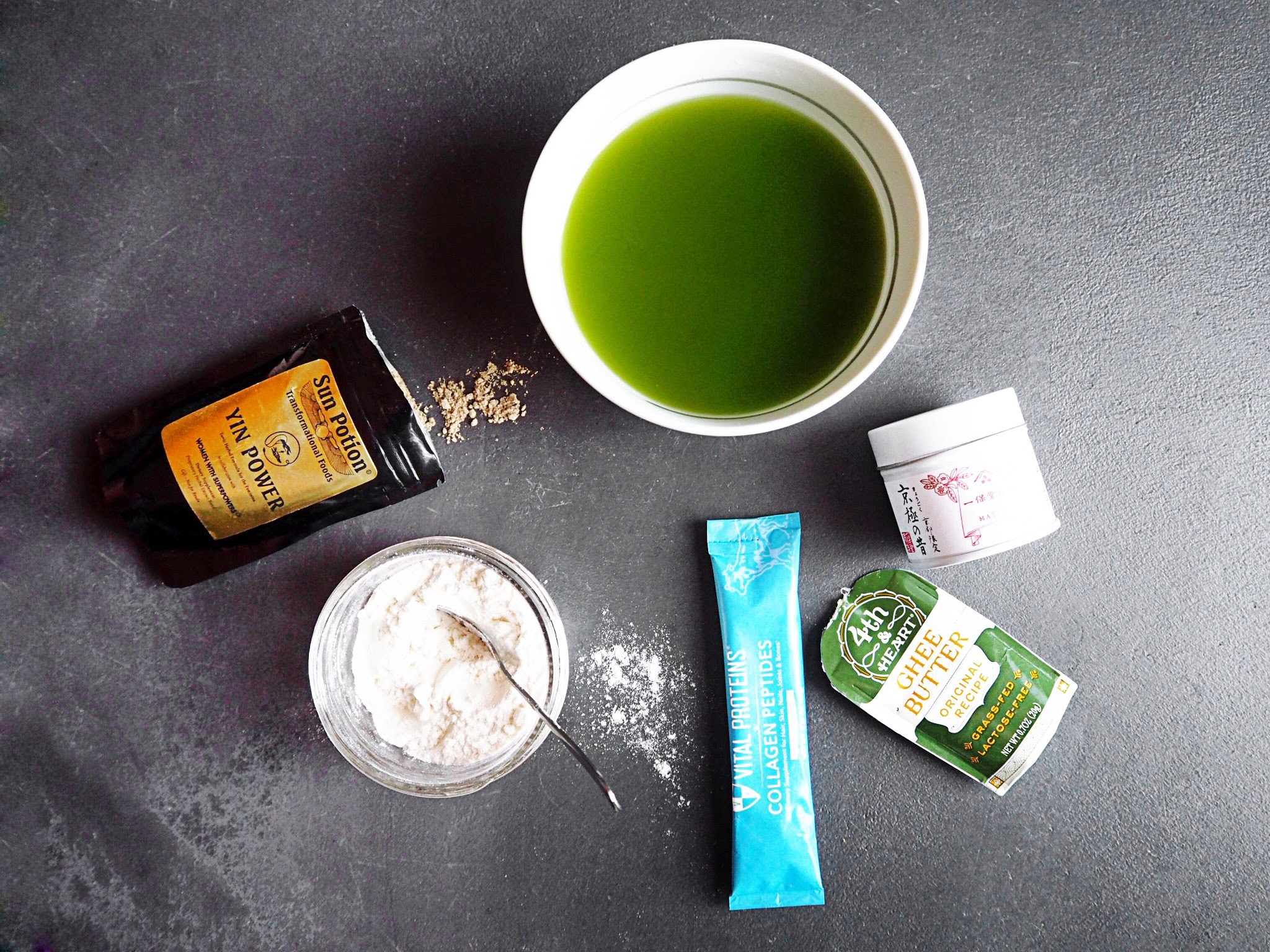 Matcha Potion by W+W