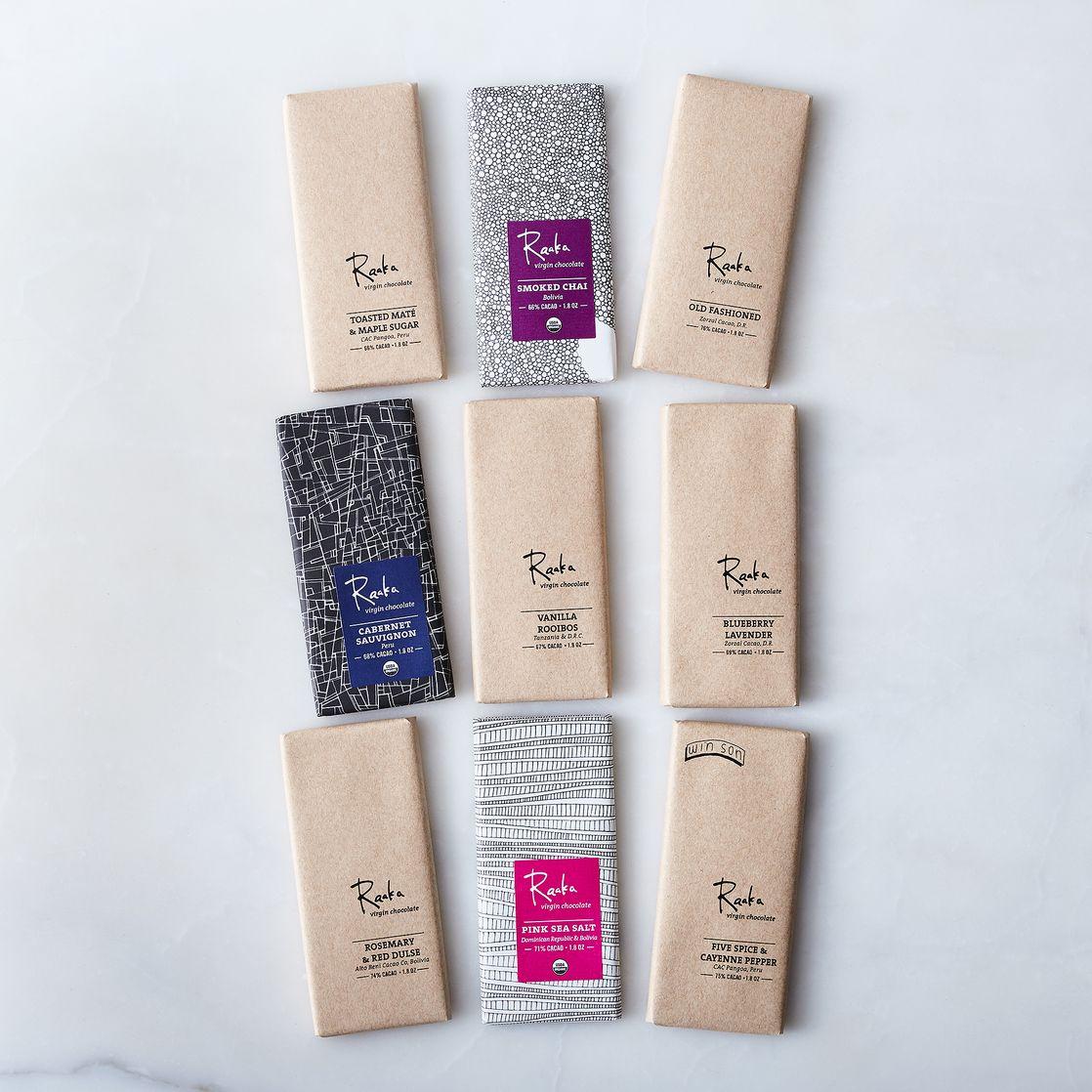 Raaka Chocolate Subscription Box