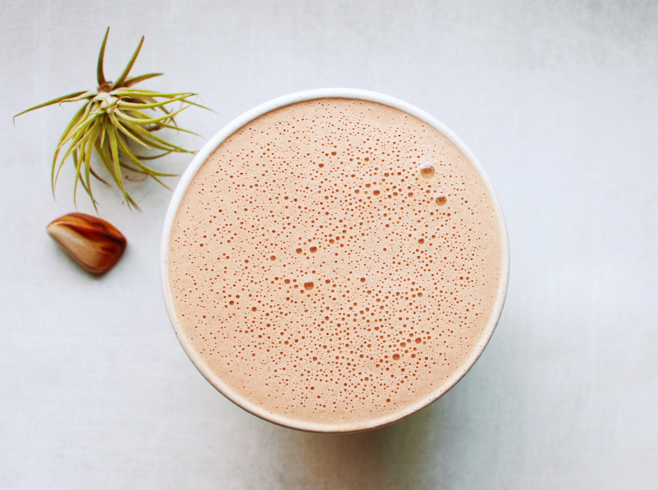 Abundant Energy Hot Chocolate