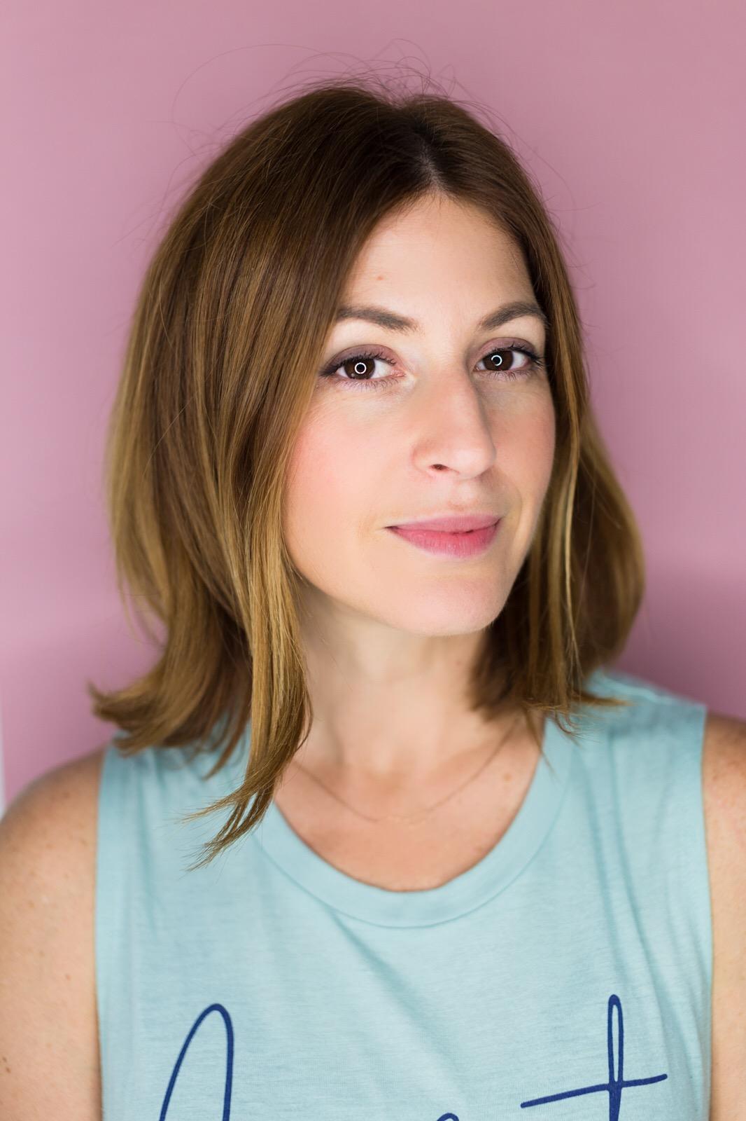 Tiffany Napper Green Hair Care