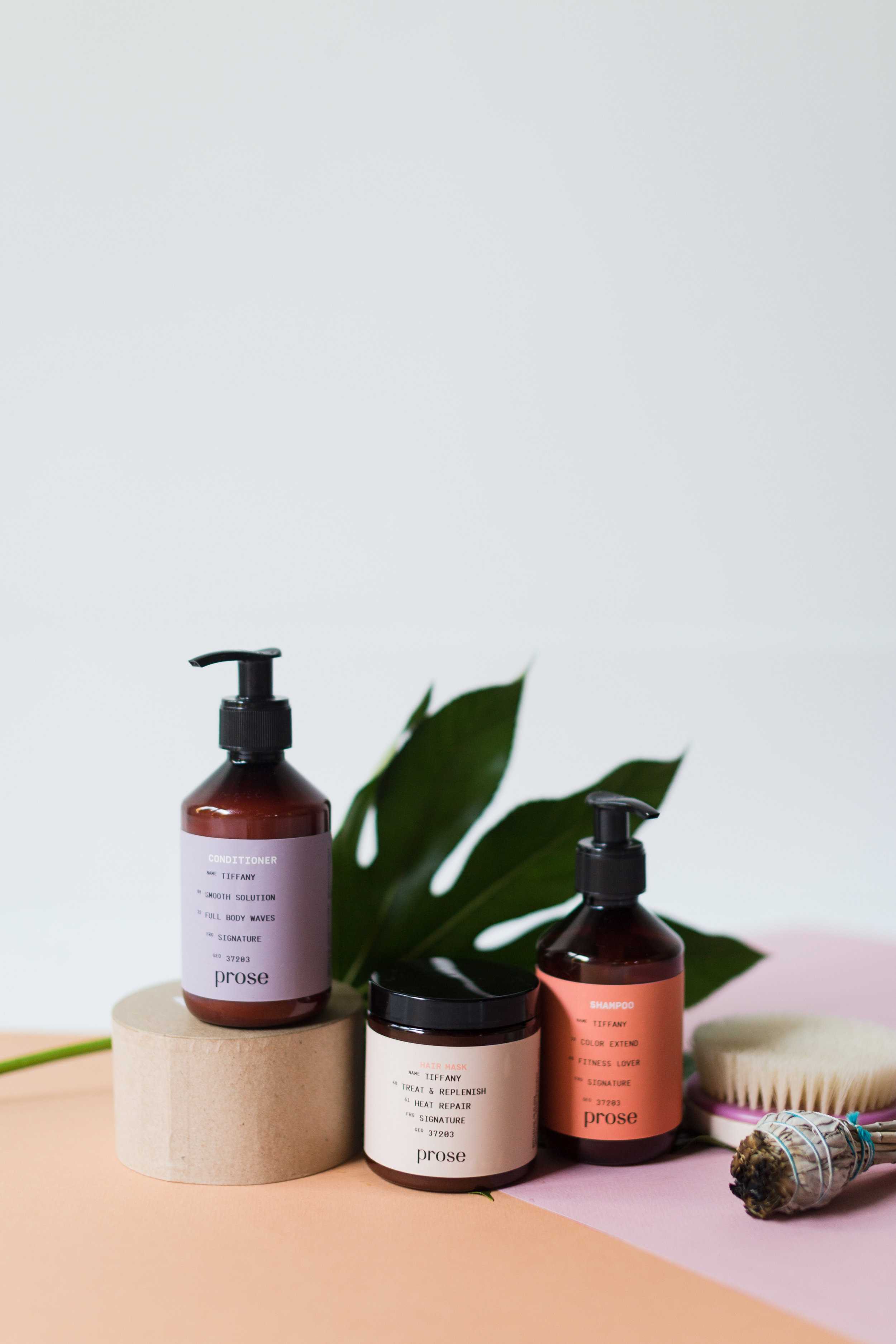 Prose Hair Care by Tiffany Napper