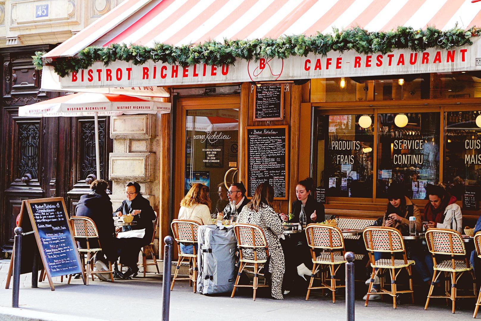 48 hours in Paris