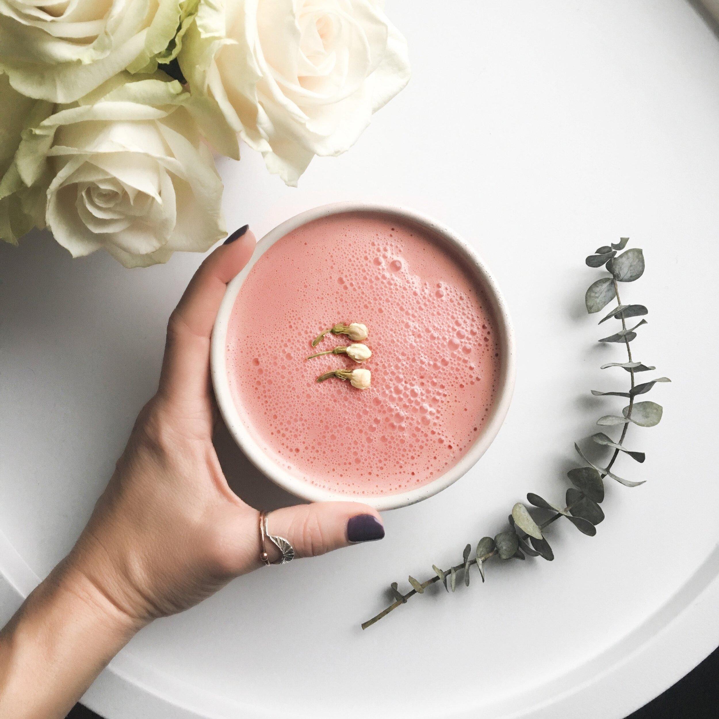 Pink+Latte