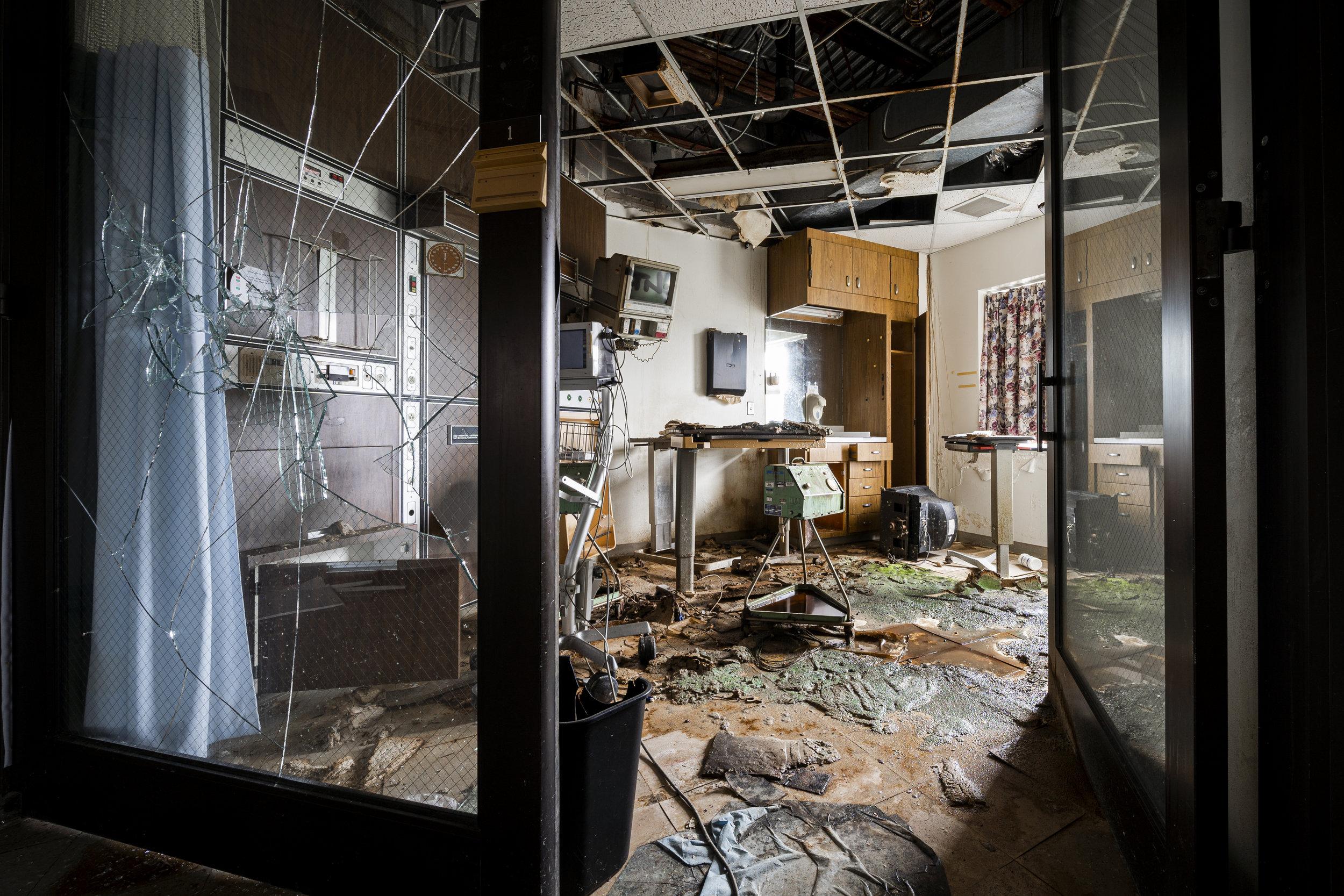 Trashed Room